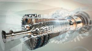 турбины индустриальные двигатели